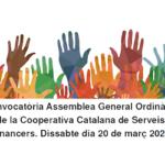 Convocatòria d'Assemblea General Ordinària – 20 de març de 2021