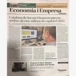 El Diari de Girona dedica una pàgina a la Cooperativa